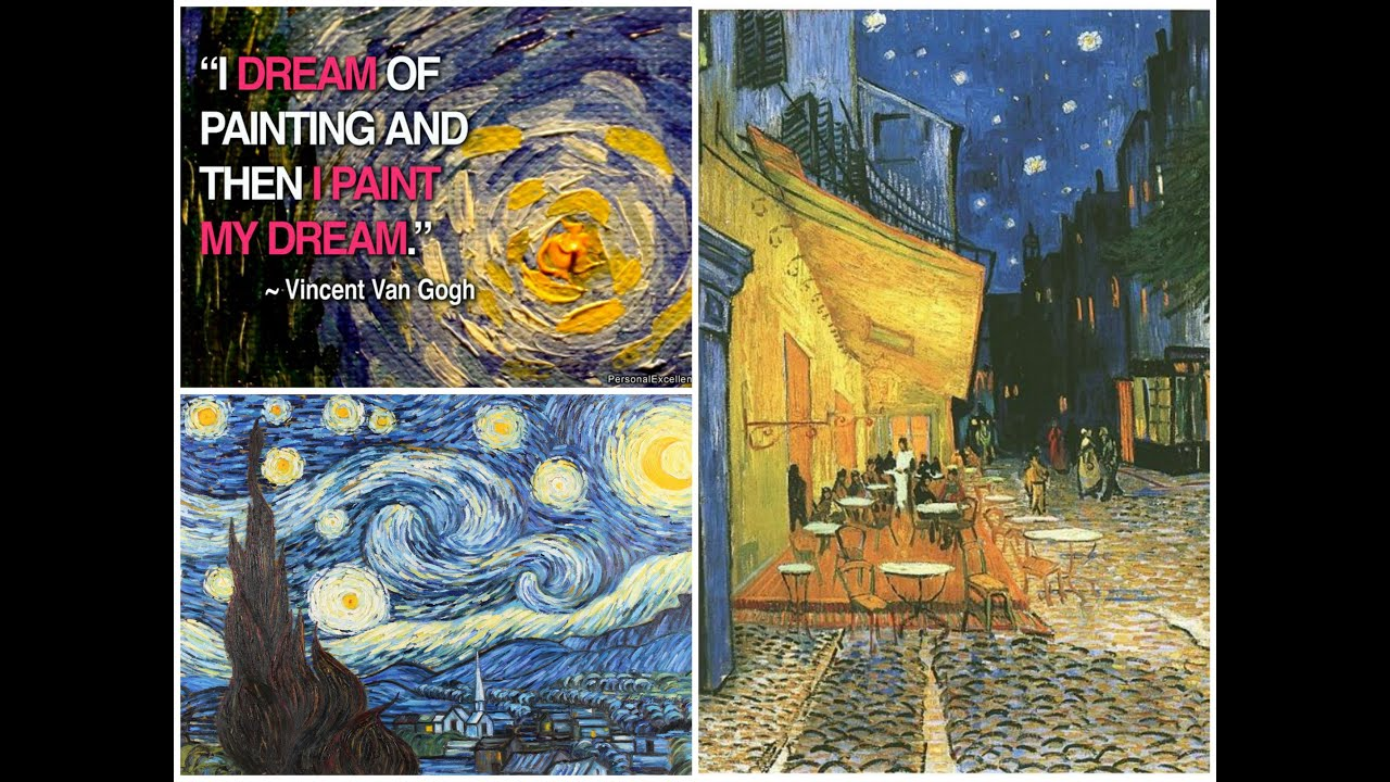 Best Van Gogh Quotes Famous Van Gogh Paintings YouTube