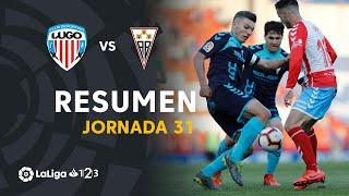 Resumen de CD Lugo vs Albacete BP (0-3)