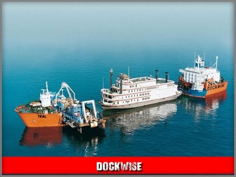 Semi-Submersible MV TEAL- DOCKWISE