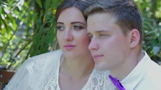 Красивая свадьба на берегу моря для Александра и Алены