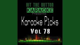Clementine (Originally Performed By Halsey) (Karaoke Version)