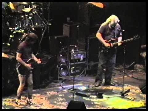 Grateful Dead Madison Square Garden 9 19 87 Set2 Youtube