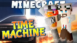 Minecraft - Back To The Future #2 - Time Machine