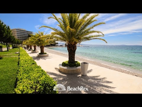 beach La Meridien, Podstrana, Croatia