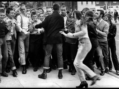 Skinheads & Tyneside Youth Gangs 1971