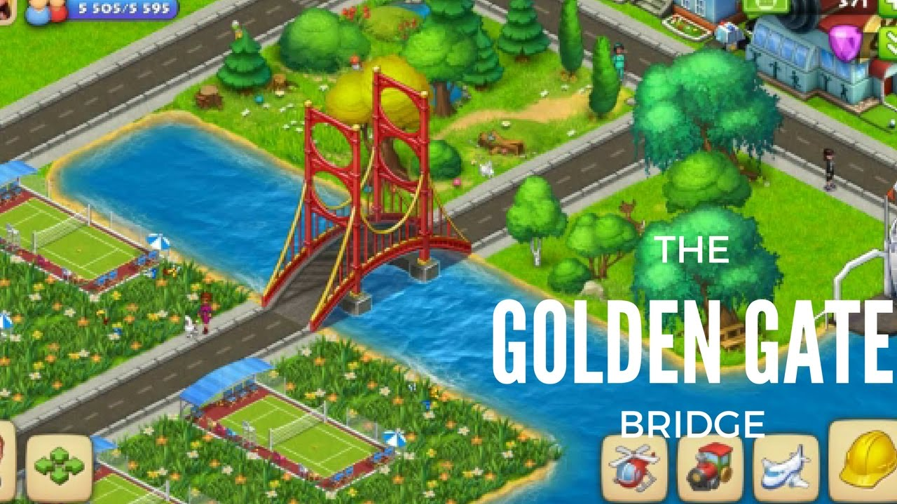 Golden Gate Game