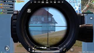 PUBG SNIPER SHOOT