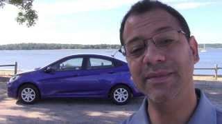 2013 Hyundai Accent an average guy s review
