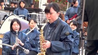 山形中央高校  「宝島」第28回全日本高等学校選抜吹奏楽大会