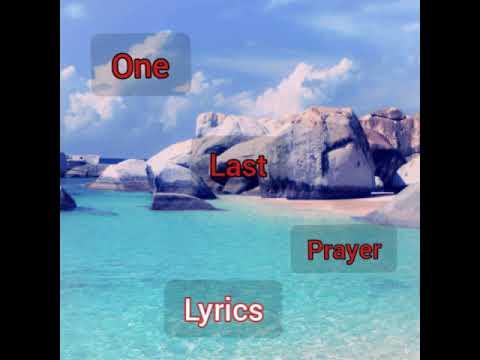 Download Abei - One Last Prayer (lyrics video)