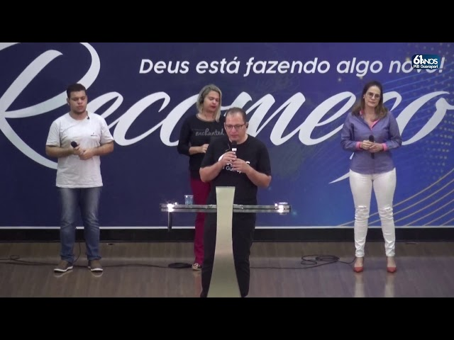 Culto Primeira Igreja Batista em Guarapari 13/05/2021-19:30
