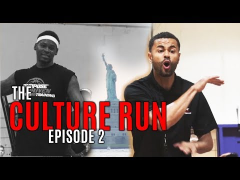 The Culture Run: Episode 2 - New York City