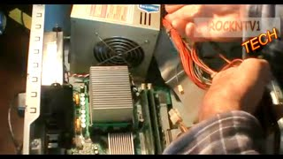 ATX power supply Test and replace