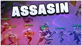 VOID ASSASIN BROKEN | Teamfight Tactics Gameplay [Deutsch] | LoL TFT