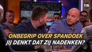 VTBL gemist? Ajax-fans zorgen voor onbegrip met spandoek over Kjell Scherpen
