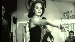 Sonia Furió canta Fiebre (Jóvenes y Rebeldes, Julián Soler, 1961)
