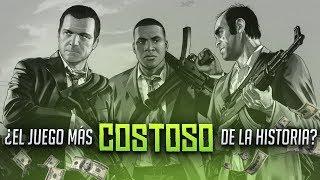 ¿Cómo se desarrollo Grand Theft Auto v? (La historia de Gta #4)