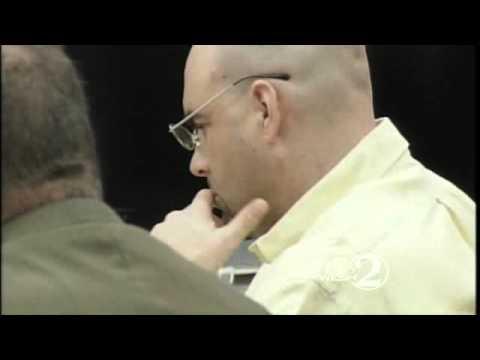 William Davis Murder Confession Played At Trial