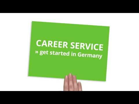 Career Entry in Germany for International Students CS TU Dresden