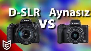 DSLR mi yoksa Aynasız Fotoğraf Makinesi mi Almalıyım?📸