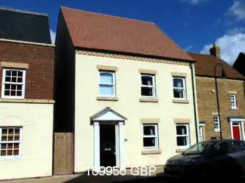 Property For Sale in the UK: near to Swindon Wiltshire 189950 GBP House