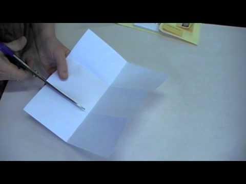 MARS Base foldables tri tab fold - YouTube