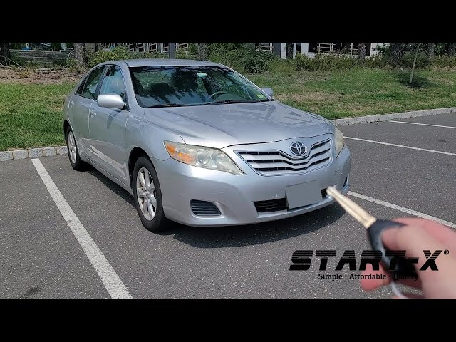 Start-X Remote Start Install Select Toyota's
