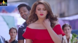 Luckunnodu Theatrical Trailer | Telugu Latest Trailers 2017 | Manchu Vishnu | Sri Balaji Video