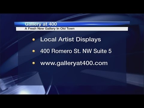 New artists gallery opens in Albuquerque