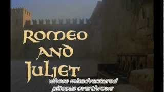 Franco Zeffirelli_RomeoAndJuliet_1968_Prologue + Part of Act 1 Scene 1