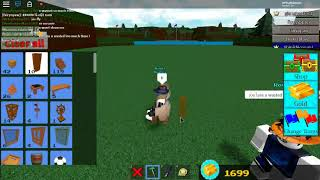 How to glitch-Build a boat Roblox