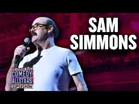 Sam Simmons - 2017 Opening Night Comedy Allstars Supershow