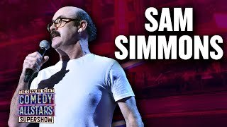 Sam Simmons - 2017 Opening Night Comedy Allstars Supershow