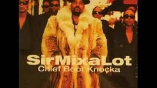 Repeat youtube video Put 'Em On the Glass - Sir Mix A Lot (lyrics)