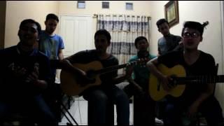 Gambar cover Qomarun Sidnan Nabi - M.Atef Versi Akustik by The SWAN (Full Version)