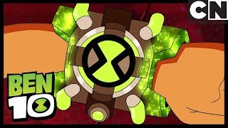 Ben 10 | The Omnitrix Saves Ben | Omni Tricked Part 4 | Cartoon Network