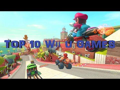 Top 10 Best Wii U Games (2013 & 2014)