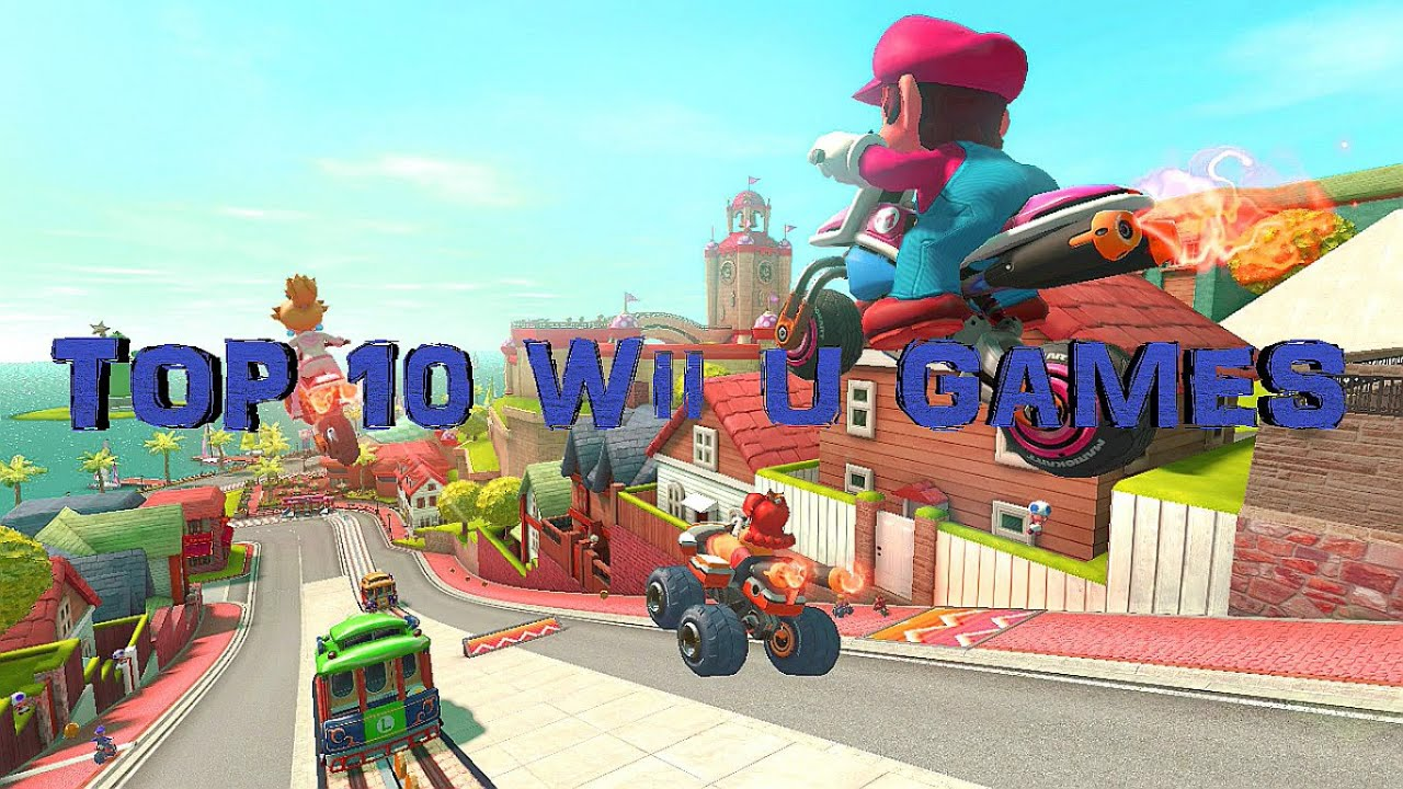 Best Wii U Games : Top best wii u games  youtube