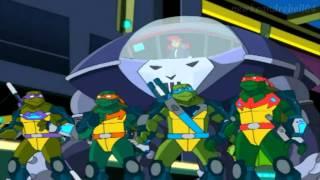 Tortugas Ninja Fast Forward Capítulo 19 Español Latino