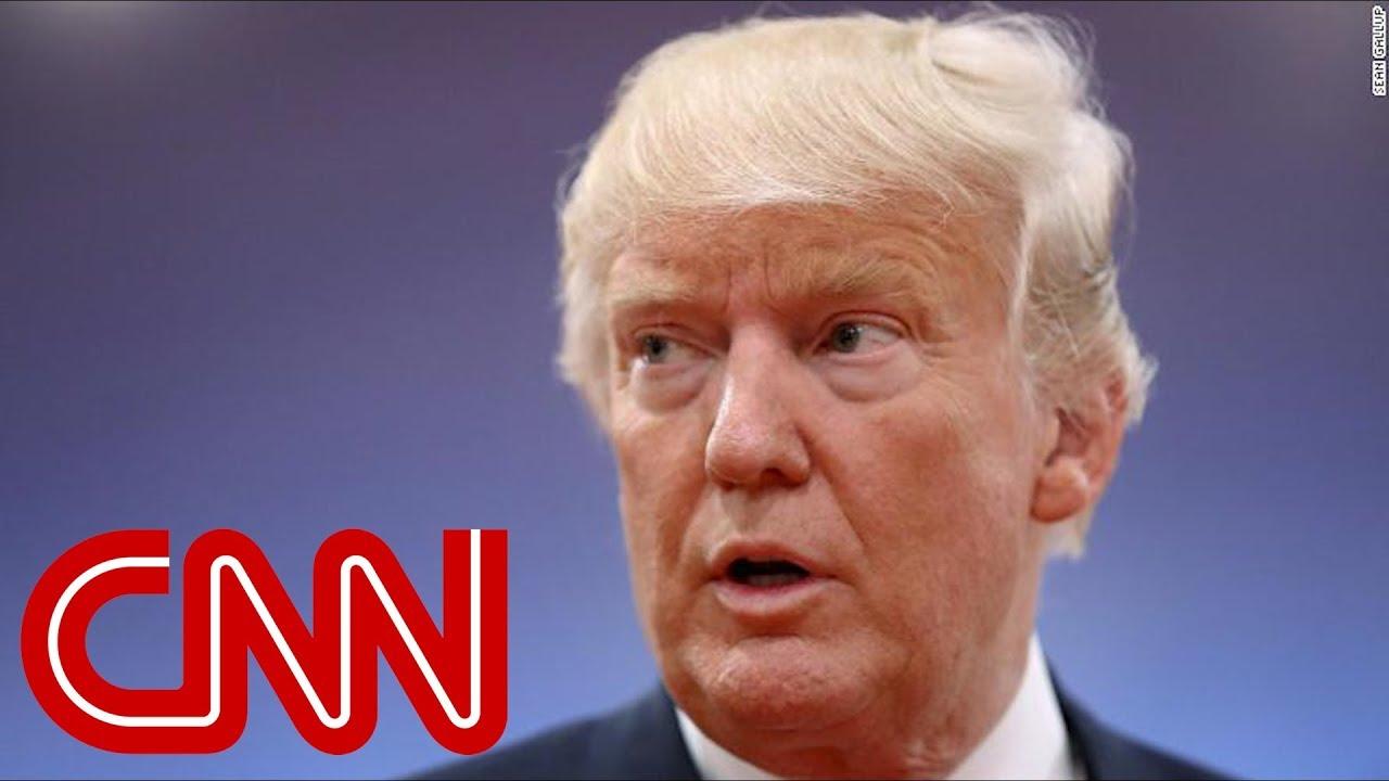 Trump tweets he's been cleared