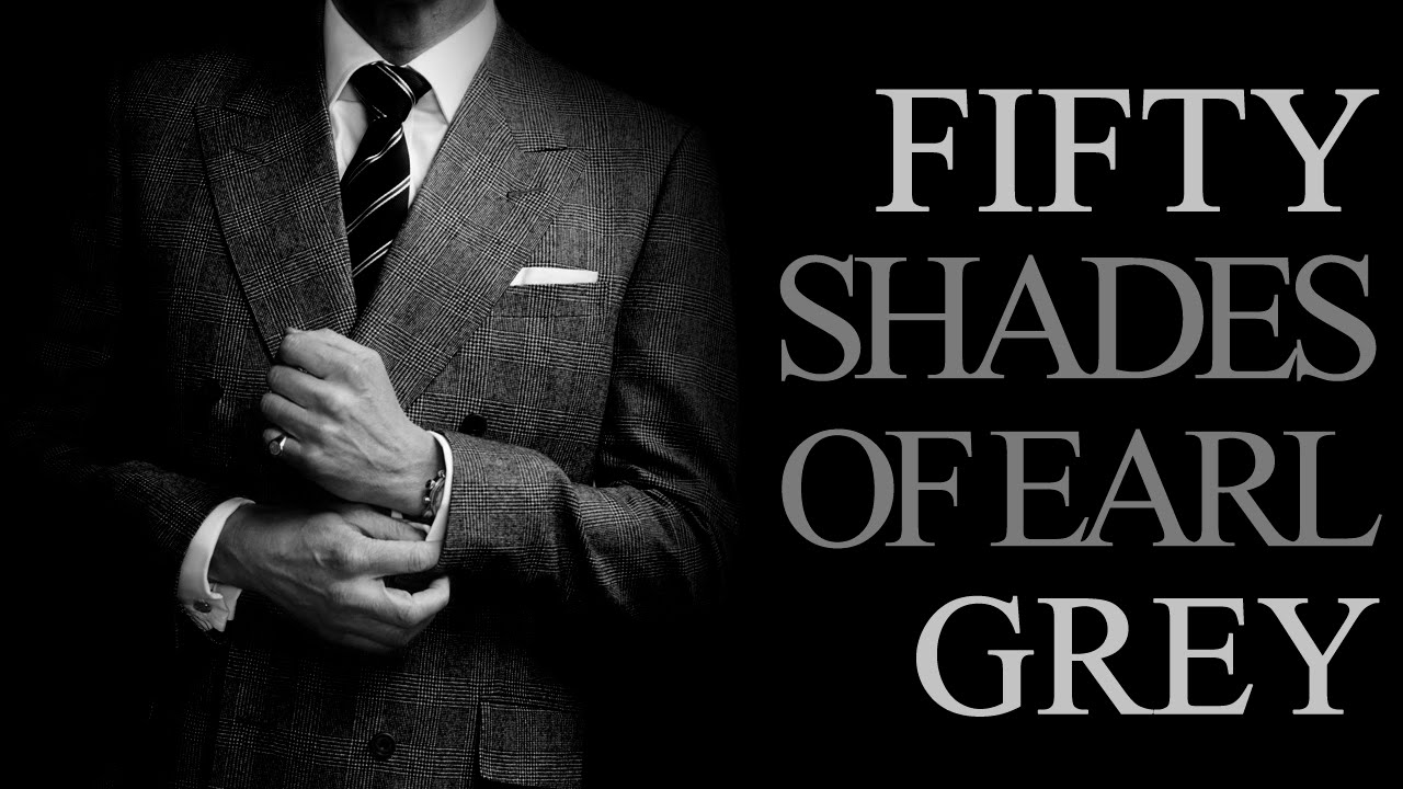 Fifty shades of earl grey kingsman the secret service for Bett 50 shades of grey
