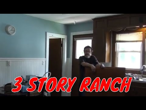 3 STORY RANCH