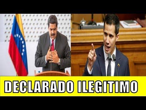 ULTIMAS NOTICIAS VENEZUELA 16 ENERO 2019| JUAN GUAIDO DECLARA ILEGITIMO A MADURO