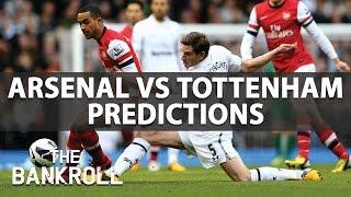 Arsenal Vs Tottenham   Soccer Picks & Predictions   Sun Nov. 6th