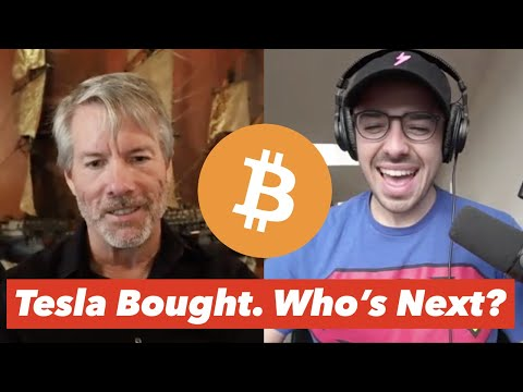 The Future Of Bitcoin With Michael Saylor