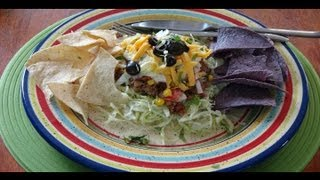How To Make A Tortilla Chip Salad