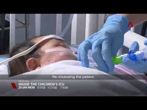 """Inside The Children's ICU"" premieres on Channel NewsAsia"
