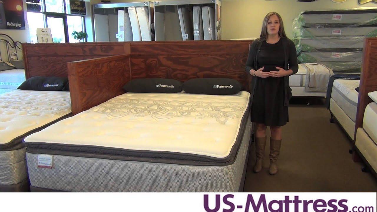 sealy archer glen cushion firm euro pillow top mattress