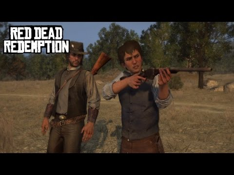 Wolves, Dogs and Sons - Red Dead Redemption Mission #55 (HD)