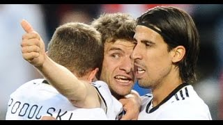 Germany All Goals from Euro Qualification 2016